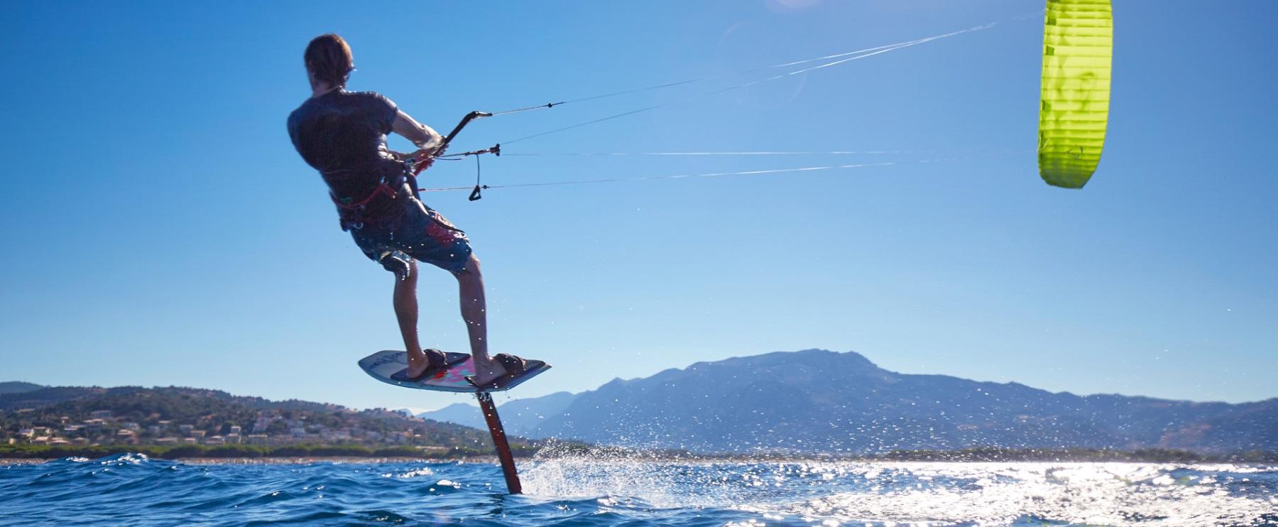 hydrofoil_kitesurfen