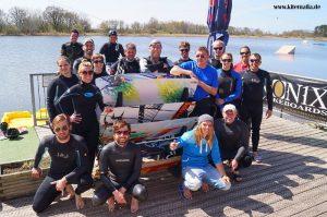Kiten lernen im Urlaub an der Ostsee