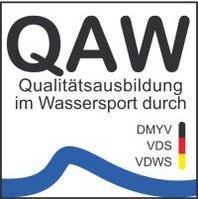 Kiteschule mit dem QAW Qualitätssiegel ausgezeichnet